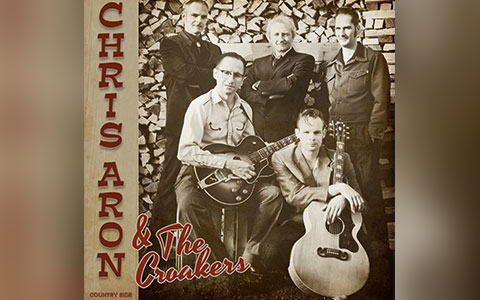 ROCK&ROLL PARTY mit CHRIS ARON & THE CROAKERS