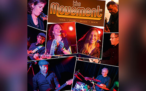 PLAY THAT FUNKY MUSIC mit THE MOVEMENT